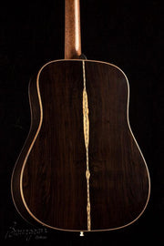 Bourgeois D150 African Blackwood Custom Pre-Owned - Bourgeois Guitars - Heartbreaker Guitars