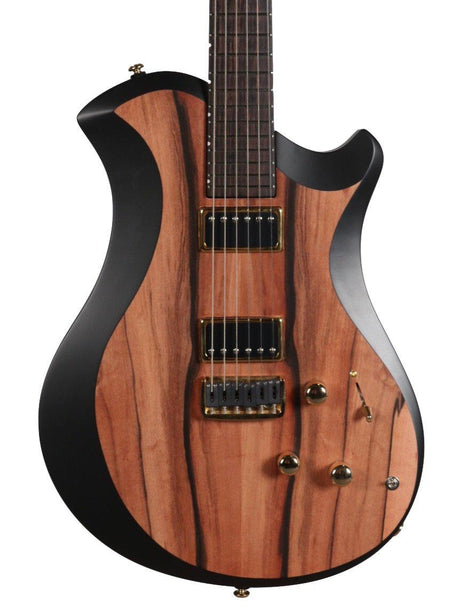 Relish Mary One African Marble with Pick Up Swapping #200034 - Relish Guitars - Heartbreaker Guitars