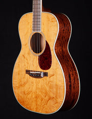 Bourgeois OM Custom Aged Tone Bear Claw over Figured Mahogany - Bourgeois Guitars - Heartbreaker Guitars