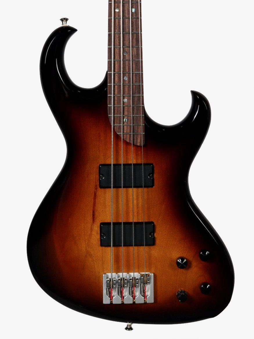 Rick Turner Electroline Bass EL-434-PMM  Mint Condition #5322 - Rick Turner Guitars - Heartbreaker Guitars