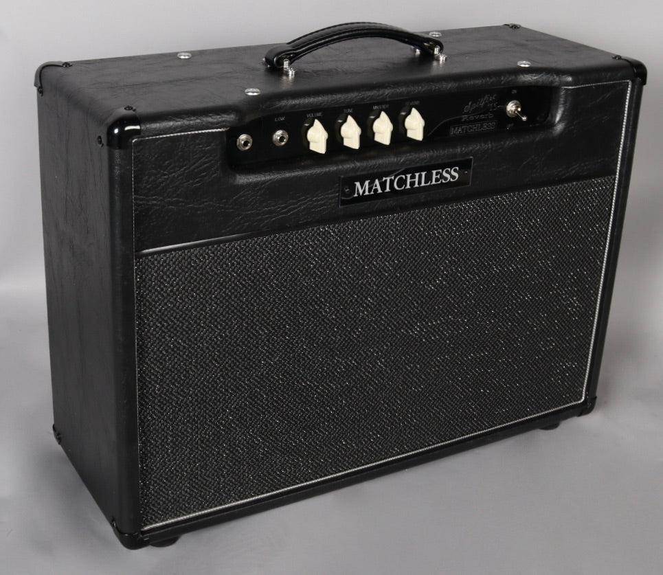 Matchless Spitfire Amplifier with Reverb #G01565 - Matchless Amplifiers - Heartbreaker Guitars