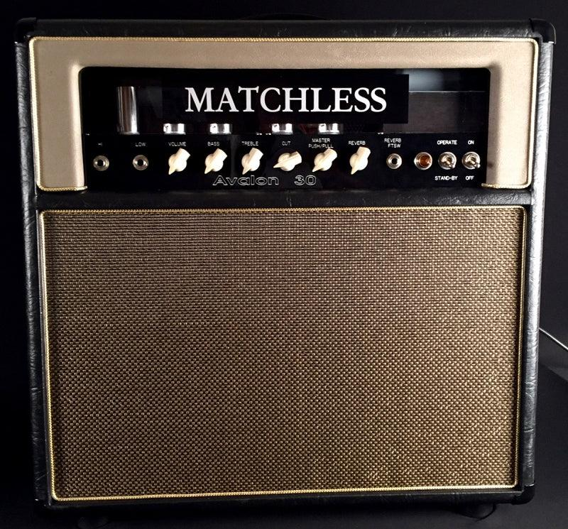 Matchless Avalon Reverb Custom Color - Matchless Amplifiers - Heartbreaker Guitars