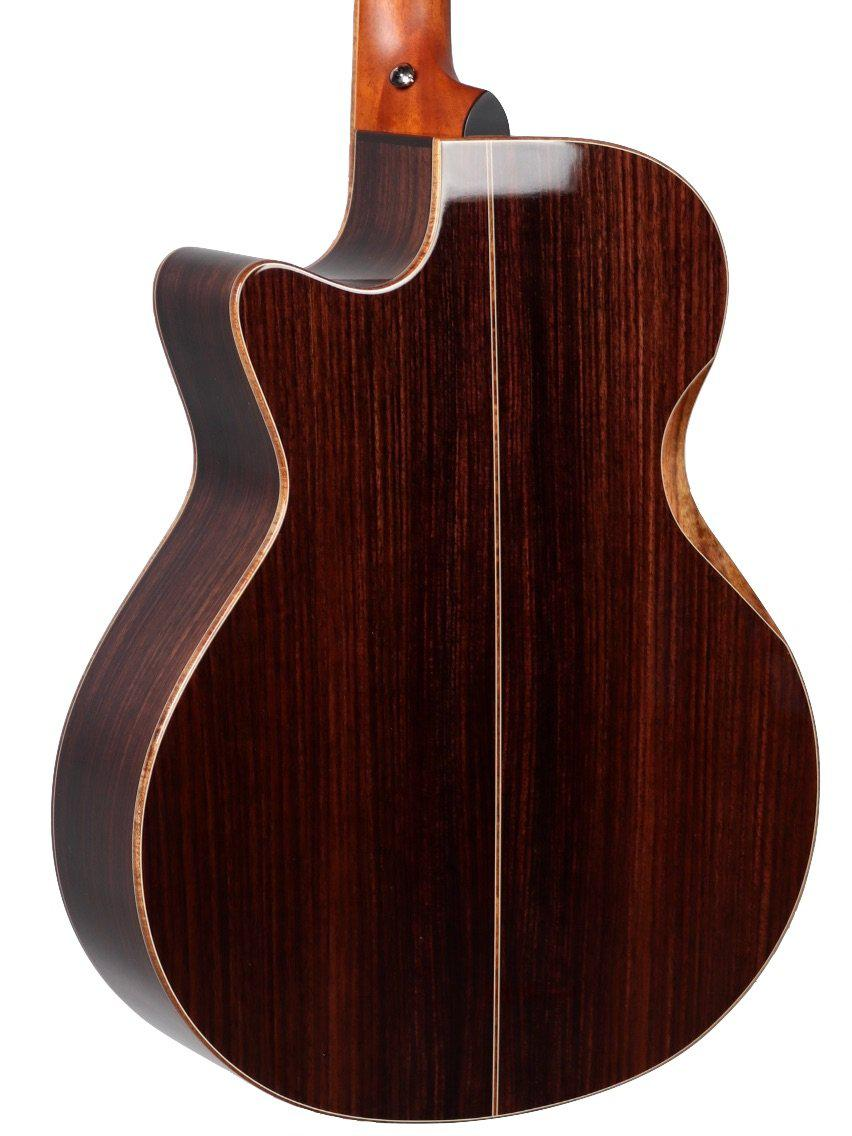 Furch Red Deluxe Sitka / Master Grade Indian Rosewood with LR Baggs Anthem Pickup #93652 - Stonebridge / Furch Guitars - Heartbreaker Guitars