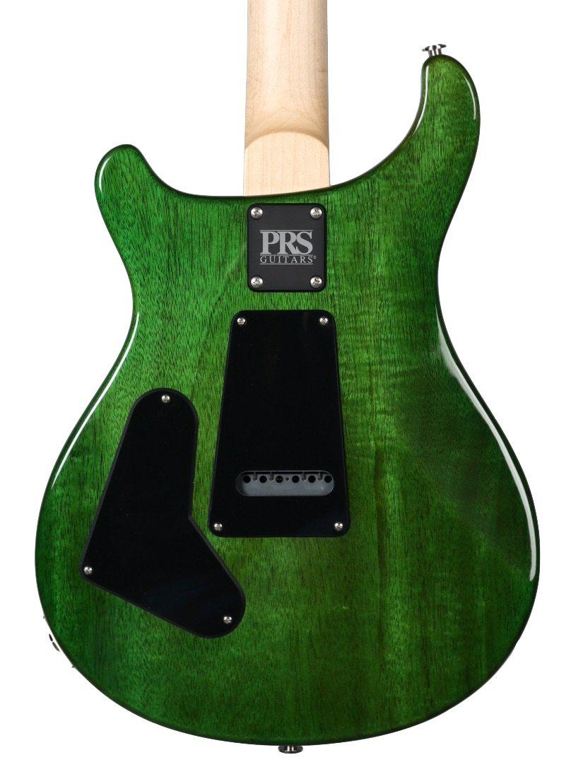 PRS CE 24 Trampas Green Burst Pattern Thin #311409 - Paul Reed Smith Guitars - Heartbreaker Guitars