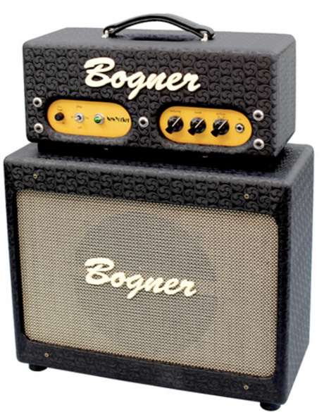 Bogner New Yorker Head with Matching Cabinet - Bogner Amplifiers - Heartbreaker Guitars