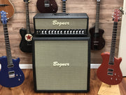 Bogner Ecstacy Head with Cabinet 101B EL 34's - Bogner Amplifiers - Heartbreaker Guitars