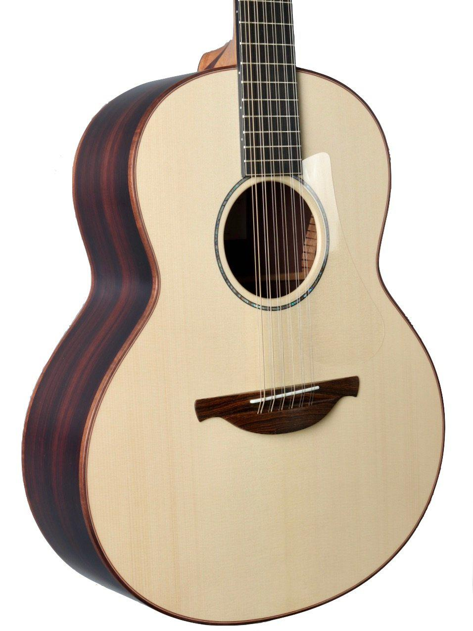Lowden F-35 12 String Alpine Spruce / Indian Rosewood #23997