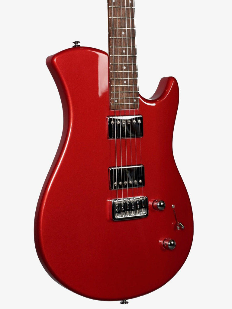 Trinity by Relish Guitars Red  Bundle Pack with FREE P90's $1699 PRE-ORDER - Relish Guitars - Heartbreaker Guitars
