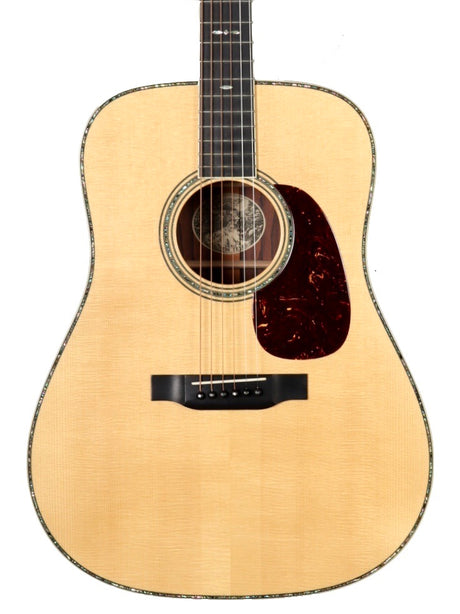 Collings Pre-Owned D41 Adirondack/ Madagascar Rosewood 2010 Limited MINT NAMM Edition - Collings - Heartbreaker Guitars