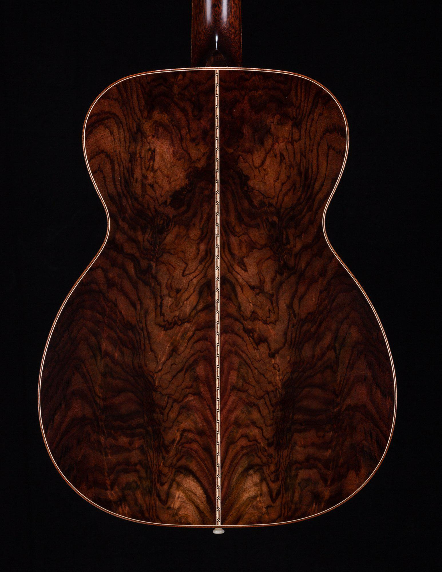 Bourgeois OM DB Signature Master Grade Indian Rosewood - Bourgeois Guitars - Heartbreaker Guitars