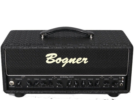 Bogner 3534 Mini Ecstacy Head Brand New! - Bogner Amplifiers - Heartbreaker Guitars