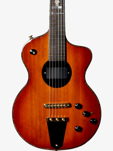 Rick Turner Model 1 Limited Legends In Lutherie Custom Guitar - Rick Turner Guitars - Heartbreaker Guitars