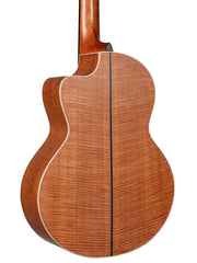 Lowden S50J Flamed Mahogany Jazz Nylon #23669 - Lowden Guitars - Heartbreaker Guitars