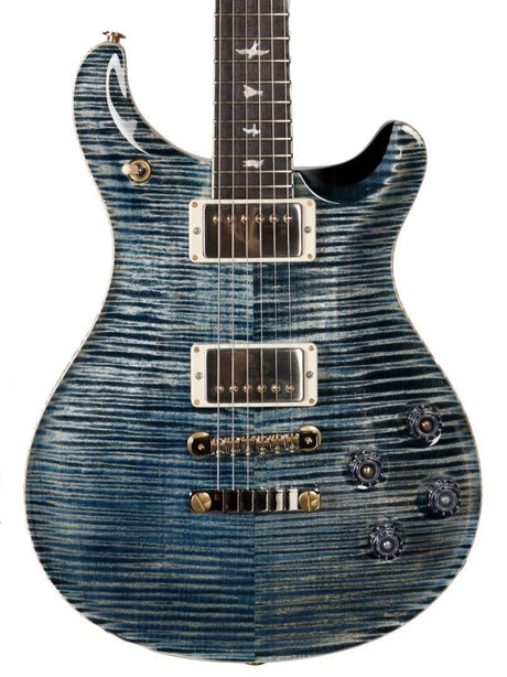 PRS McCarty 594 Faded Whale Blue 10 Top Pattern Vintage Hybrid Package 2020 #301196 - Paul Reed Smith Guitars - Heartbreaker Guitars