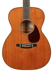 Bourgeois OM Redwood  DB Signature Mahogany - Bourgeois Guitars - Heartbreaker Guitars