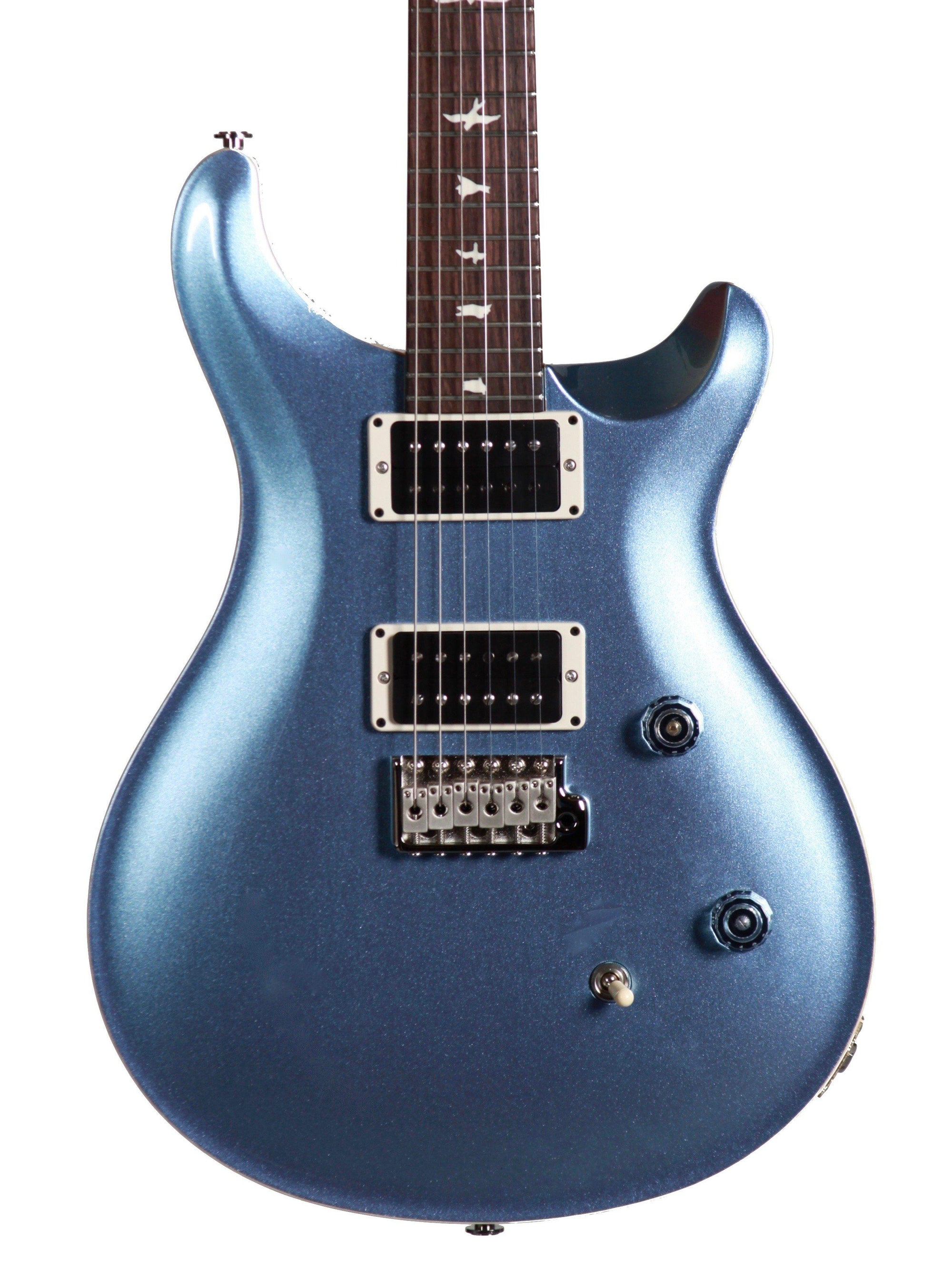 Paul Reed Smith CE 24 Frosted Blue Metallic - Paul Reed Smith Guitars - Heartbreaker Guitars