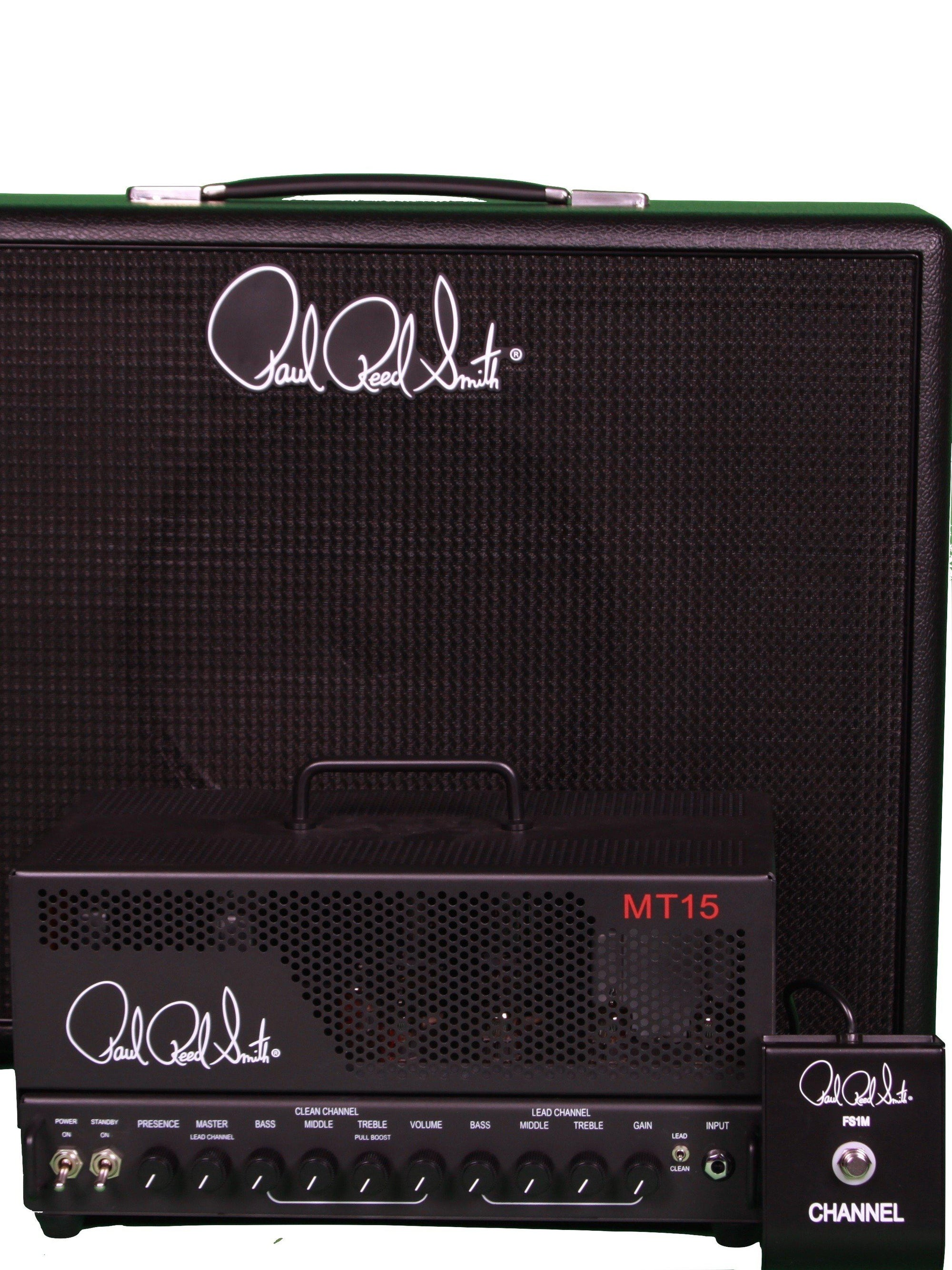 Paul Reed Smith MT Mark Tremonti Amp Head (Head Only) - PRS Amps - Heartbreaker Guitars
