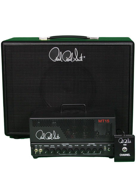 Paul Reed Smith MT Mark Tremonti Amp + Cab - Paul Reed Smith Guitars - Heartbreaker Guitars