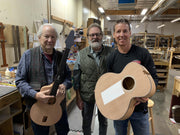 Legends in Lutherie Guitars with Rick Turner and Richard Hoover - Rick Turner Guitars - Heartbreaker Guitars