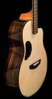 McPherson 4.5 Striped Macassar/ Engelmann Spruce - McPherson Guitars - Heartbreaker Guitars