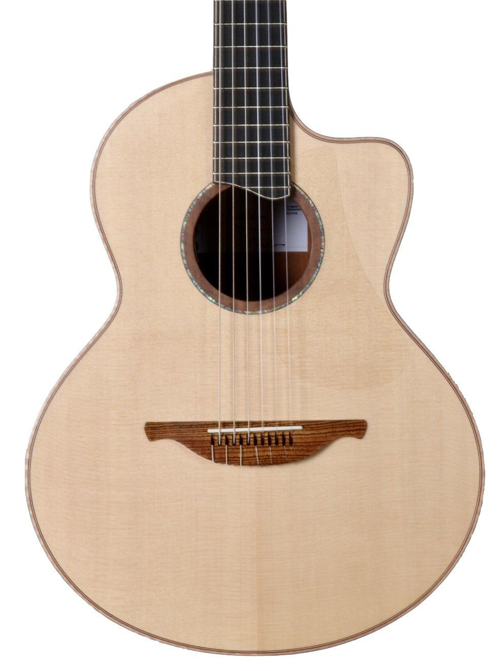 Lowden S50J Nylon Jazz Model  Sitka Spruce / Cuban Mahogany #23751 - Lowden Guitars - Heartbreaker Guitars