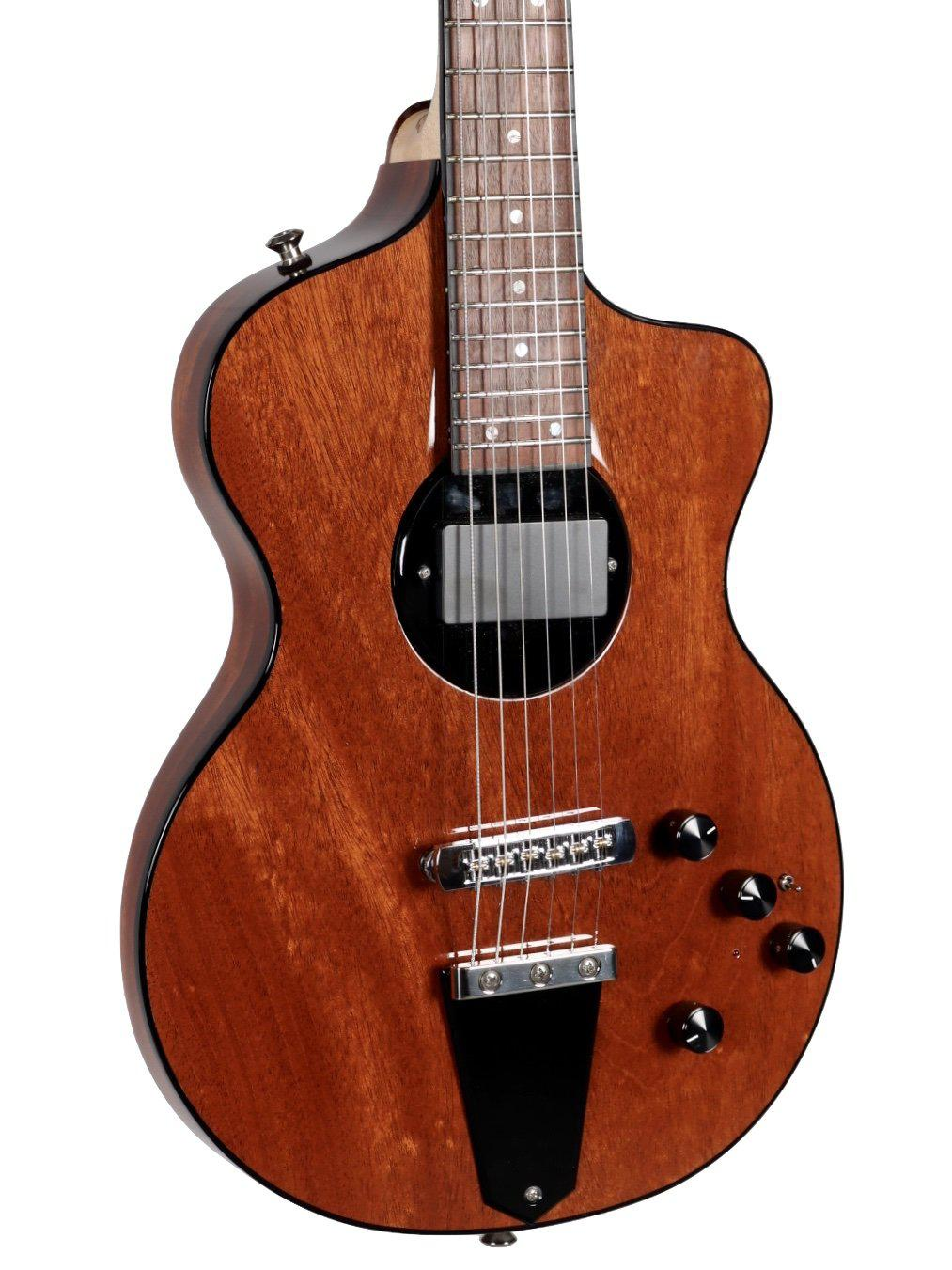 Rick Turner Model 1 All Mahogany With Parametric EQ #5463 - Rick Turner Guitars - Heartbreaker Guitars