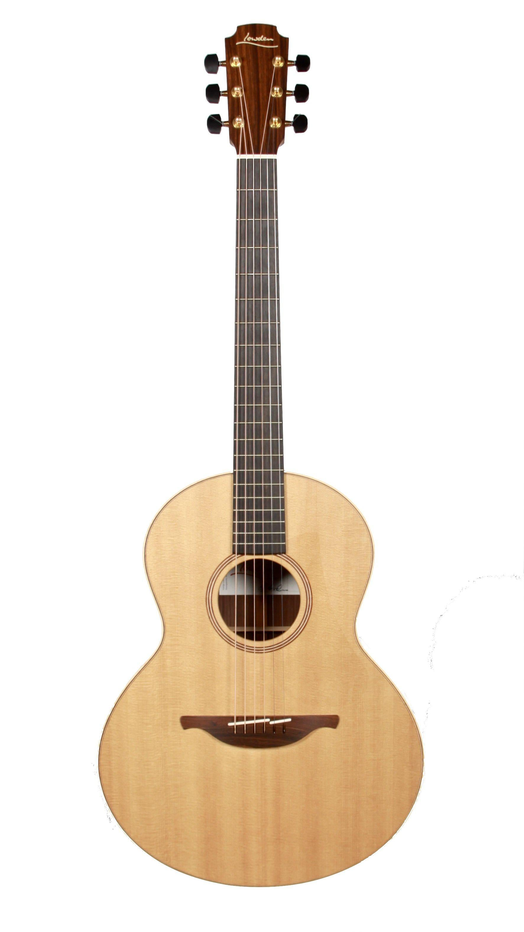 Lowden S32 Sitka Spruce over Indian Rosewood - Lowden Guitars - Heartbreaker Guitars
