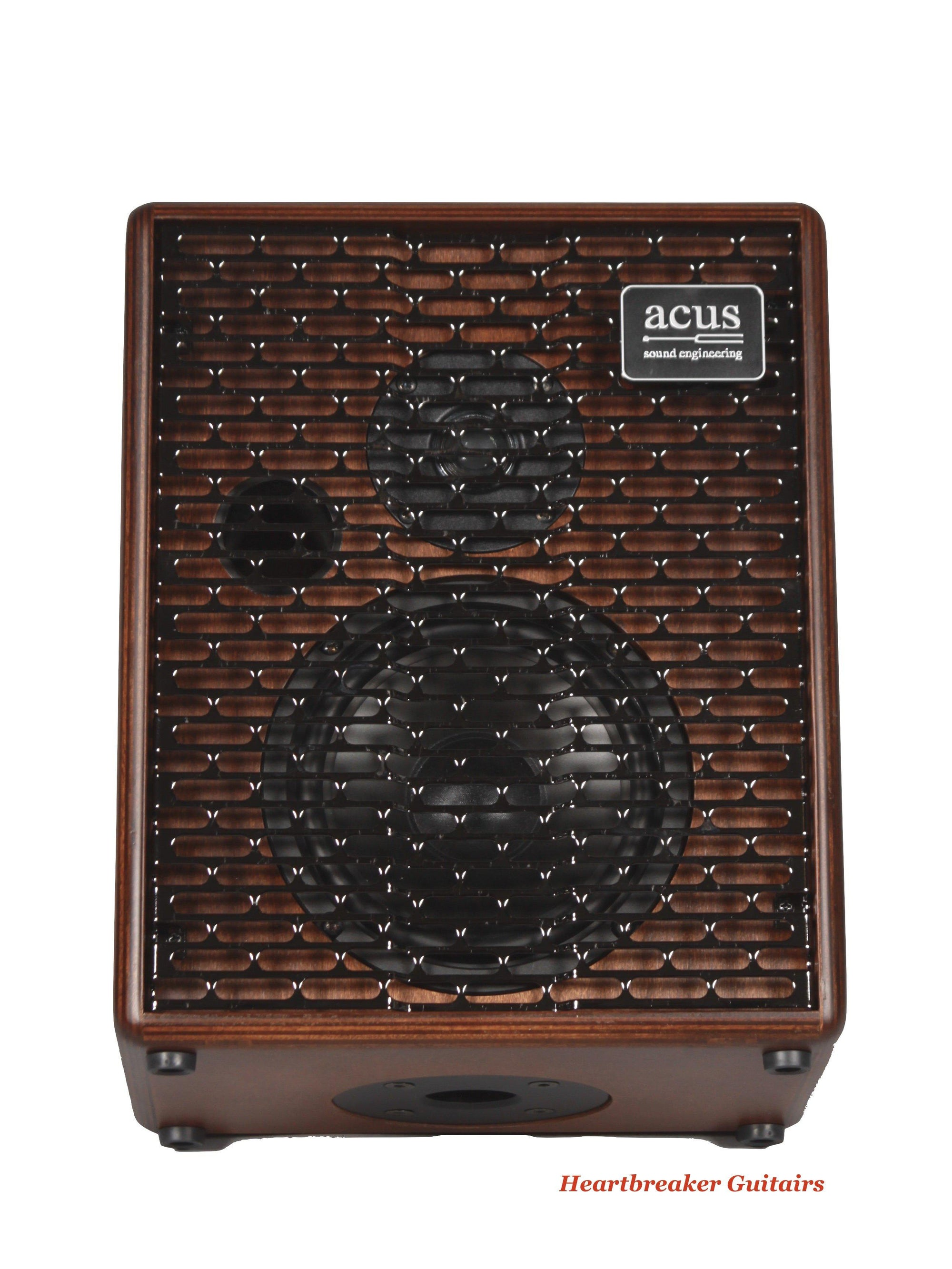 Acus Sound Engineering Acoustic Amp 6T - Heartbreaker Guitars - Heartbreaker Guitars