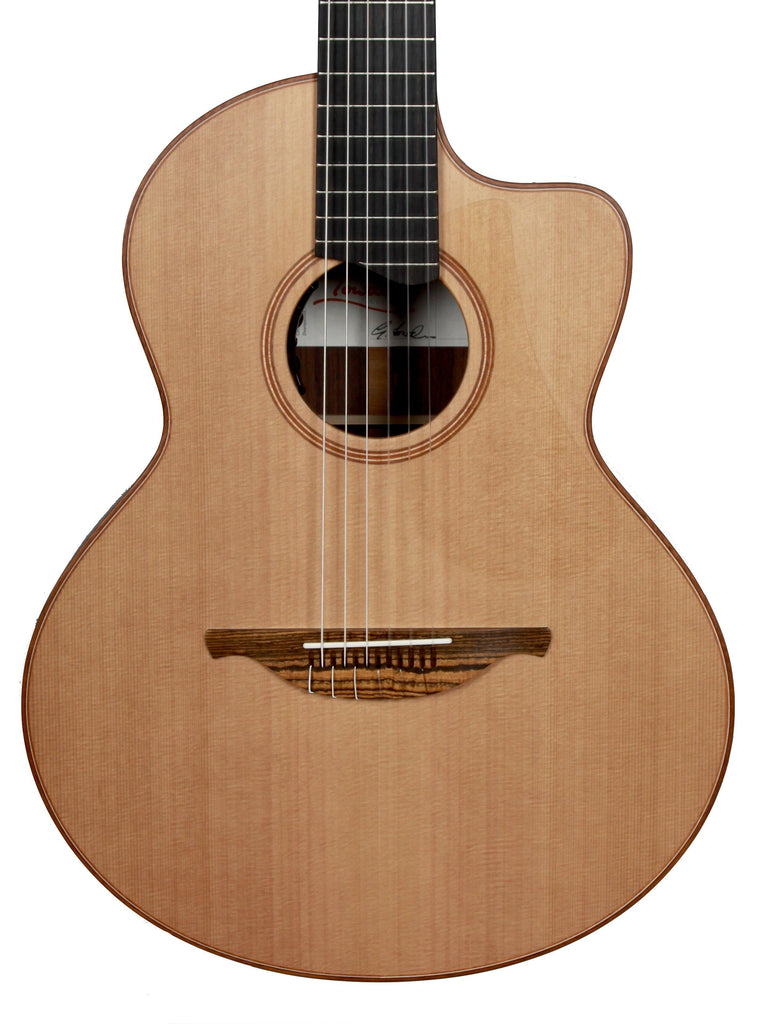 Lowden S25J Nylon String Jazz Series - Lowden Guitars - Heartbreaker Guitars