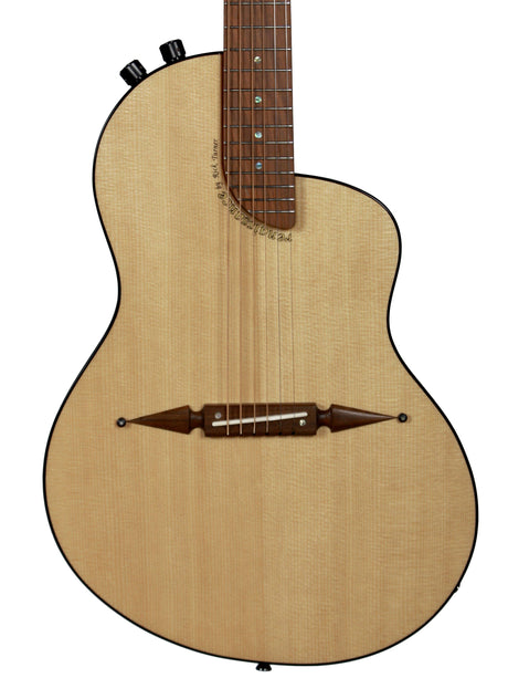 Renaissance RS6 Sitka over Walnut - Rick Turner Guitars - Heartbreaker Guitars