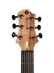 Relish Mary One African Marble with Pick Up Swapping - Relish Guitars - Heartbreaker Guitars