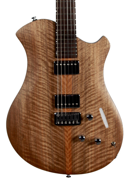 Relish Walnut Mary with Pickup Swapping - Relish Guitars - Heartbreaker Guitars