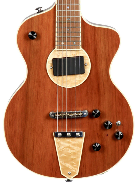 Rick Turner Model 1 Old Growth Redwood Mahogany Body - Rick Turner Guitars - Heartbreaker Guitars