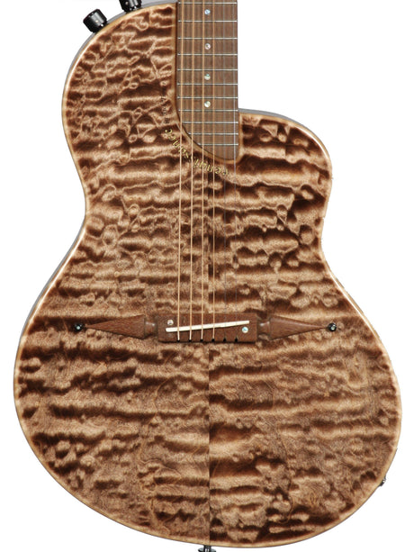 Renaissance RS6 Super Custom with Stained Quilted Maple - Rick Turner Guitars - Heartbreaker Guitars