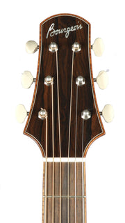 Bourgeois Sloped D Banjo Killer Burst Koa Binding - Bourgeois Guitars - Heartbreaker Guitars