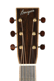 Bourgeois OM Redwood Country Boy DB Signature - Bourgeois Guitars - Heartbreaker Guitars