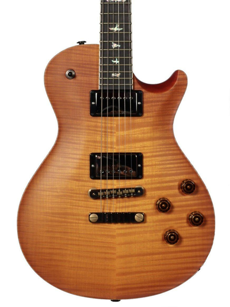 PRS Single Cut McCarty 594 Wood Library Korina Body and Neck  Satin McCarty Sunburst - Paul Reed Smith Guitars - Heartbreaker Guitars