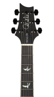 PRS Single Cut McCarty Wood Library Smoked Black Hardware Pattern Vintage Satin Finish. - Paul Reed Smith Guitars - Heartbreaker Guitars