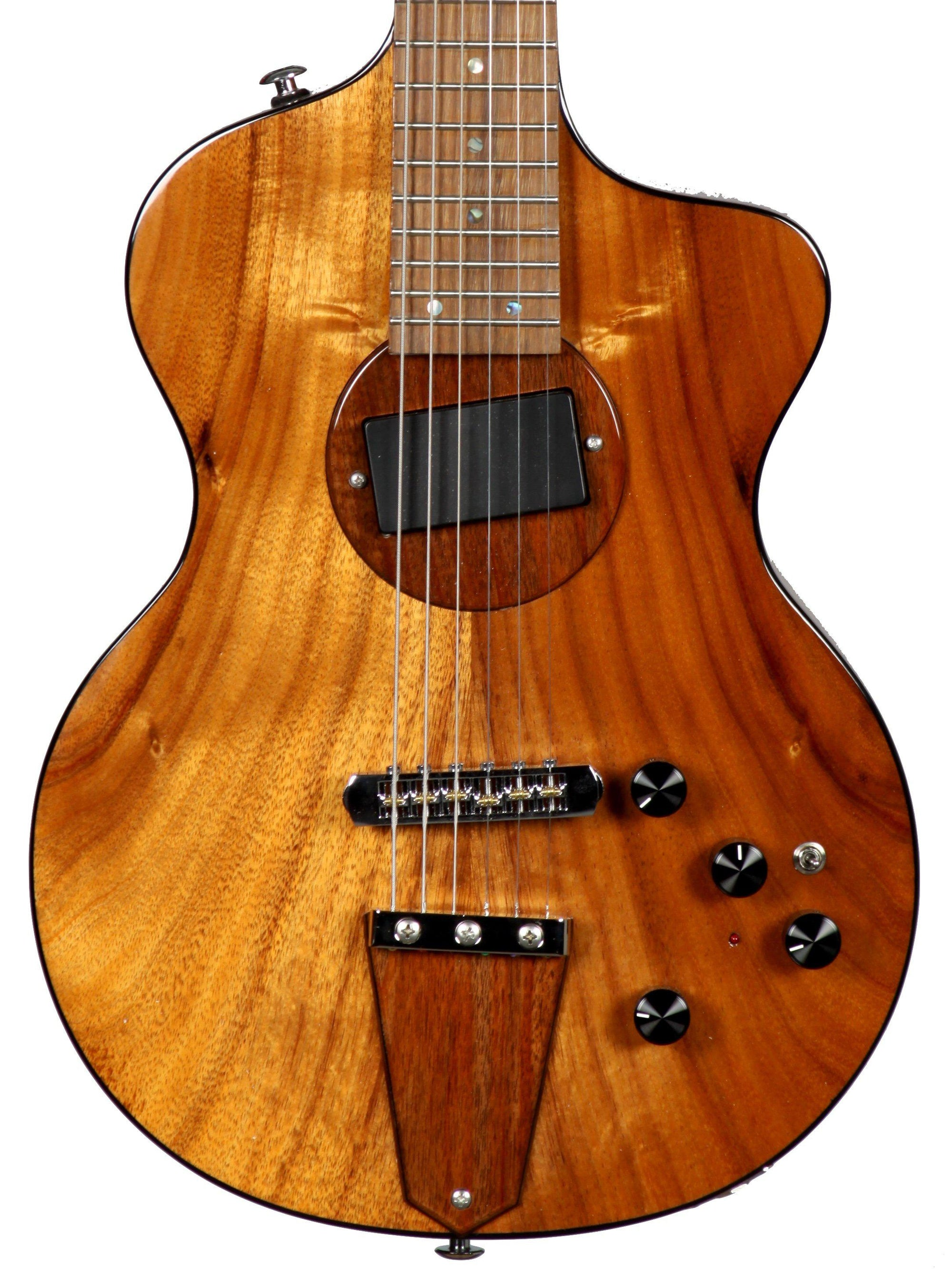 Rick Turner Model 1C Custom Acacia - Rick Turner Guitars - Heartbreaker Guitars