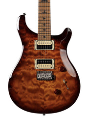 PRS SE Custom 24 Roasted Maple Limited in Tobacco Sunburst Serial # T10152 - Paul Reed Smith Guitars - Heartbreaker Guitars