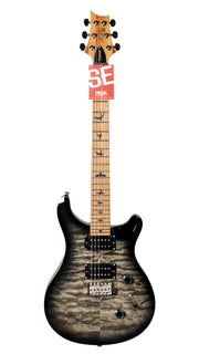 PRS SE Custom 24 Roasted Maple Limited in Charcoal Burst - Paul Reed Smith Guitars - Heartbreaker Guitars