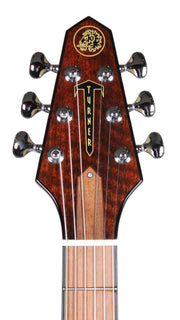Rick Turner Model 1 Lindsey Buckingham Custom with Piezo - Rick Turner Guitars - Heartbreaker Guitars