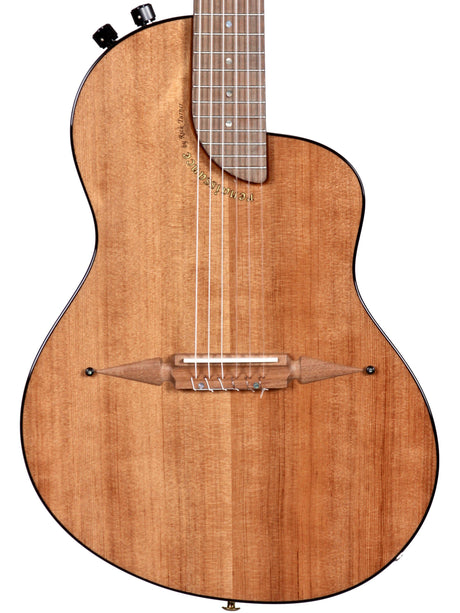 Renaissance RN6 Hybrid Cedar Walnut Nylon - Rick Turner Guitars - Heartbreaker Guitars