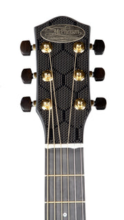 McPherson Carbon Fiber Touring with Honeycomb Finish Gold Hardware - McPherson Guitars - Heartbreaker Guitars