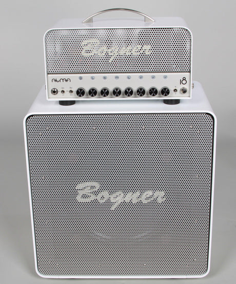 Bogner Atma White Finish - Bogner Amplifiers - Heartbreaker Guitars