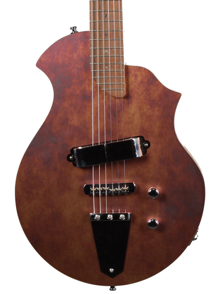 Rick Turner Model T Copper Top - Rick Turner Guitars - Heartbreaker Guitars