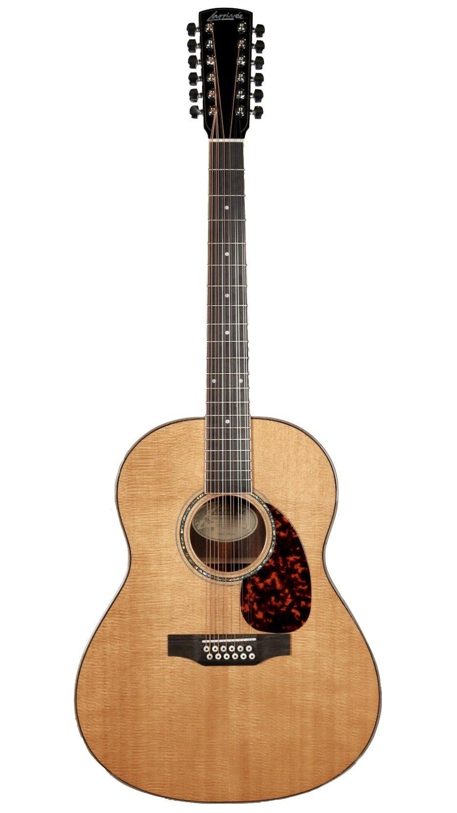Larrivee L-09 12 String Indian Rosewood (Pre-Owned) - Larrivee Guitars - Heartbreaker Guitars
