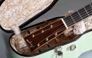 Bourgeois Sloped D Madagascar DB Signature Pre Owned - Bourgeois Guitars - Heartbreaker Guitars