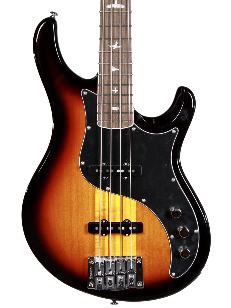 Paul Reed Smith Kestrel Bass 4 String Sunburst - Paul Reed Smith Guitars - Heartbreaker Guitars