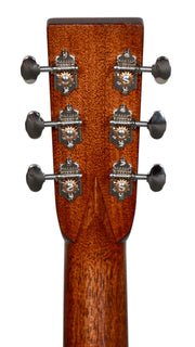 Bourgeois D Custom Figured Mahogany - Bourgeois Guitars - Heartbreaker Guitars